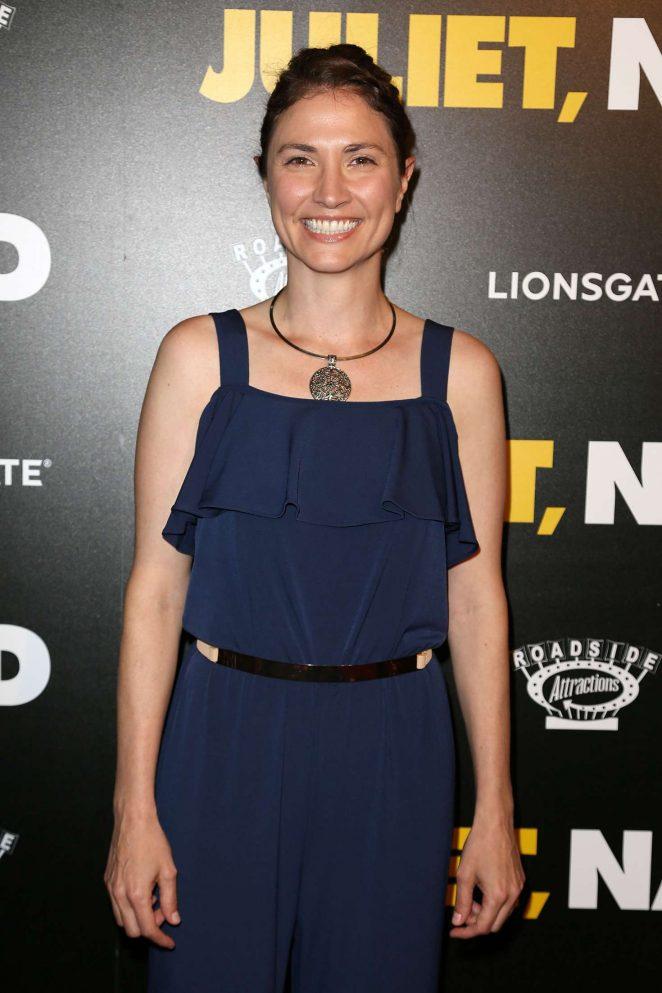 Ashley Jordyn - 'Juliet, Naked' Premiere in New York