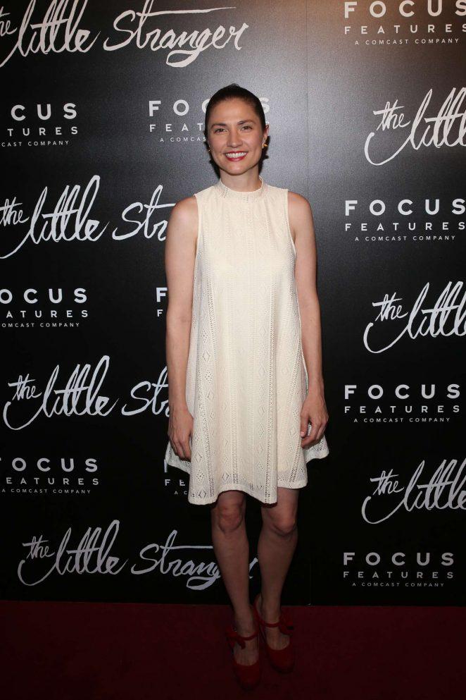Ashley Jordyn - 'The Little Stranger' Premiere in New York