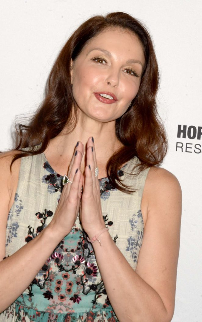 Ashley Judd - 11th Annual Hope For Depression Research Foundation HOPE Luncheon in NY
