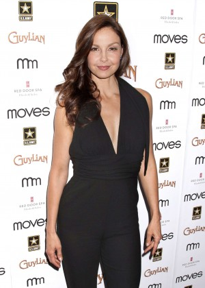 Ashley Judd - 2015 Moves Power Forum in NYC