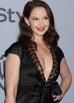 Ashley Judd - 2018 InStyle and Warner Bros Golden Globes After Party in LA
