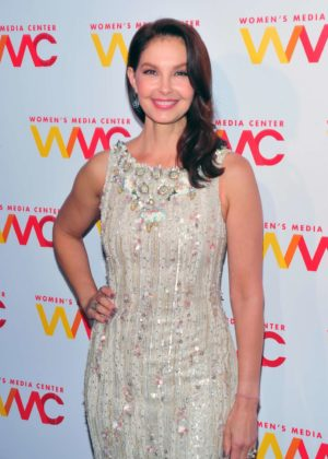 Ashley Judd - Women's Media Center Awards 2017 in New York