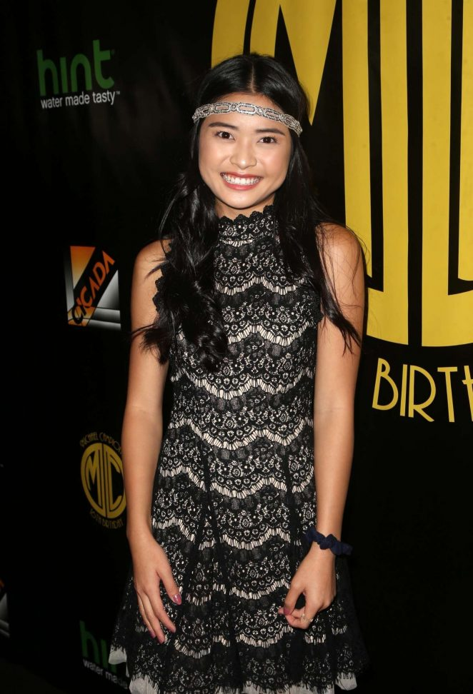 Ashley Liao - Michael Champions 16th Birthday Party in Los Angeles