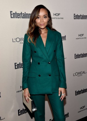Ashley Madekwe - 2015 Entertainment Weekly Pre-Emmy Party in West Hollywood