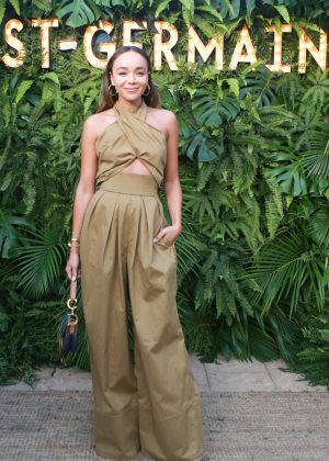 Ashley Madekwe - 2018 Maison St-Germain Event in Los Angeles