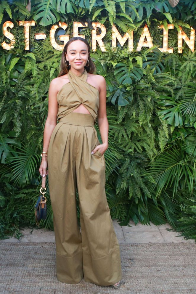 Ashley Madekwe – 2018 Maison St-Germain Event in Los Angeles