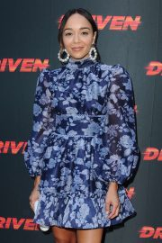 Ashley Madekwe - 'Driven' Premiere in Hollywood