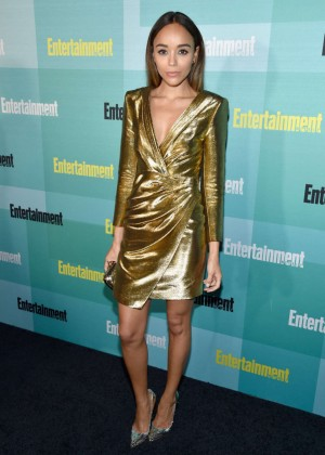 Ashley Madekwe - Entertainment Weekly Party at Comic-Con in San Diego