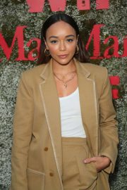 Ashley Madekwe - InStyle and Max Mara Women In Film Celebration in Los Angeles