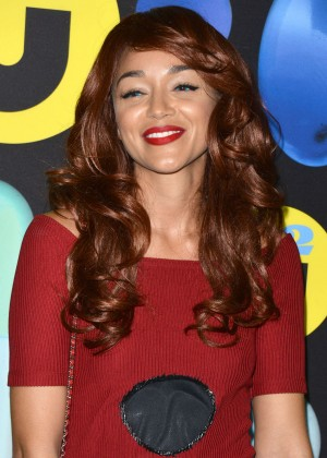 Ashley Madekwe - Just Jared Halloween Party in Hollywood