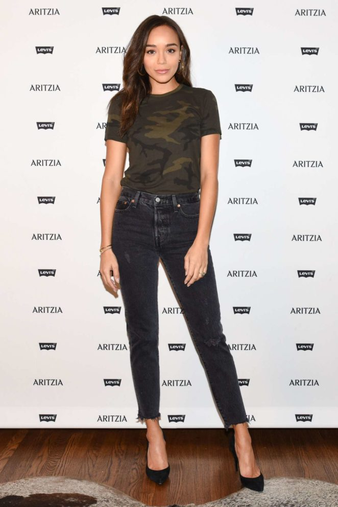 Ashley Madekwe - Levi's by Aritzia Collection Launch in Los Angeles