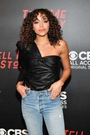Ashley Madekwe - 'Tell Me a Story' Season 2 Premiere in Nashville