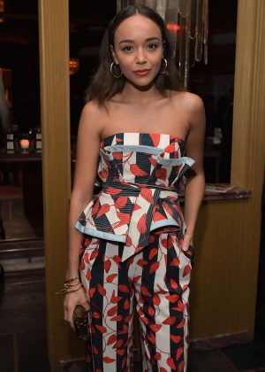 Ashley Madekwe - Vanity Fair and L'Oreal Paris Toast to Young Hollywood in West Hollywood