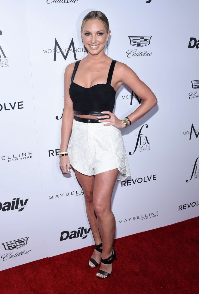 Ashley Michaelsen - 2nd Annual Fashion Los Angeles Awards in LA