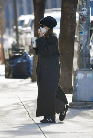 Ashley Olsen - Is spotted stepping out in New York