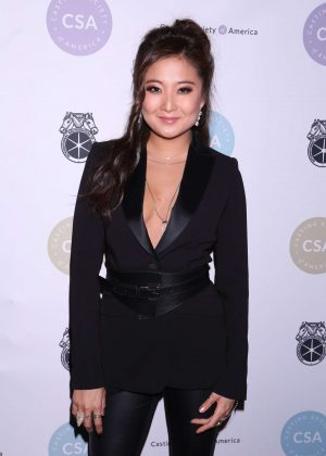 Ashley Park - 2018 Artios Awards in LA