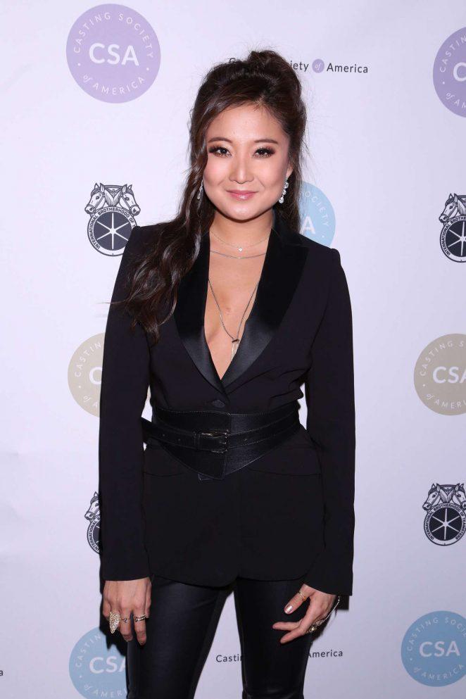 Ashley Park - 2018 Artios Awards in LA