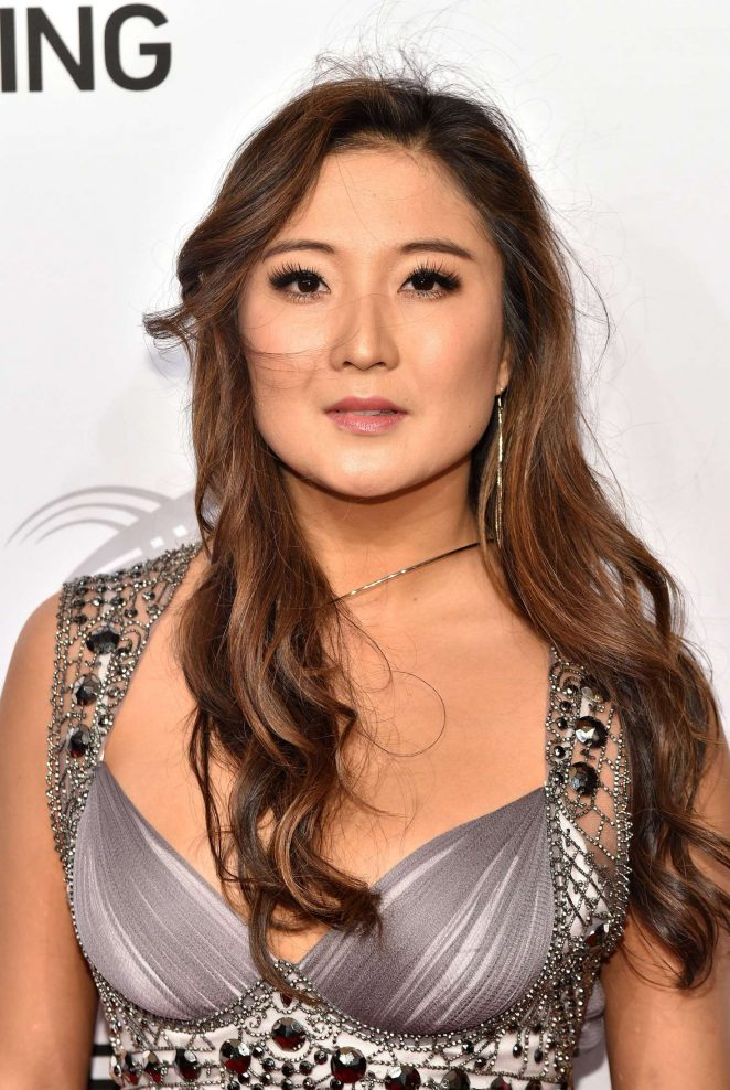 Ashley Park - American Theater Wing Gala in New York