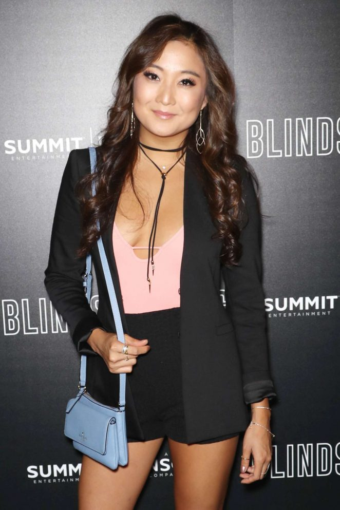 Ashley Park - Lionsgate hosts a Screening of 'Blindspotting' in New York