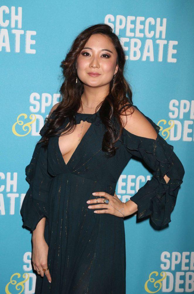 Ashley Park - 'Speech & Debate' Premiere in New York