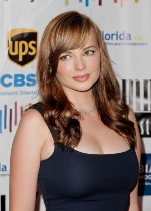 Ashley Rickards - 11th Annual LA Femme International Film Festival Awards Gala in LA