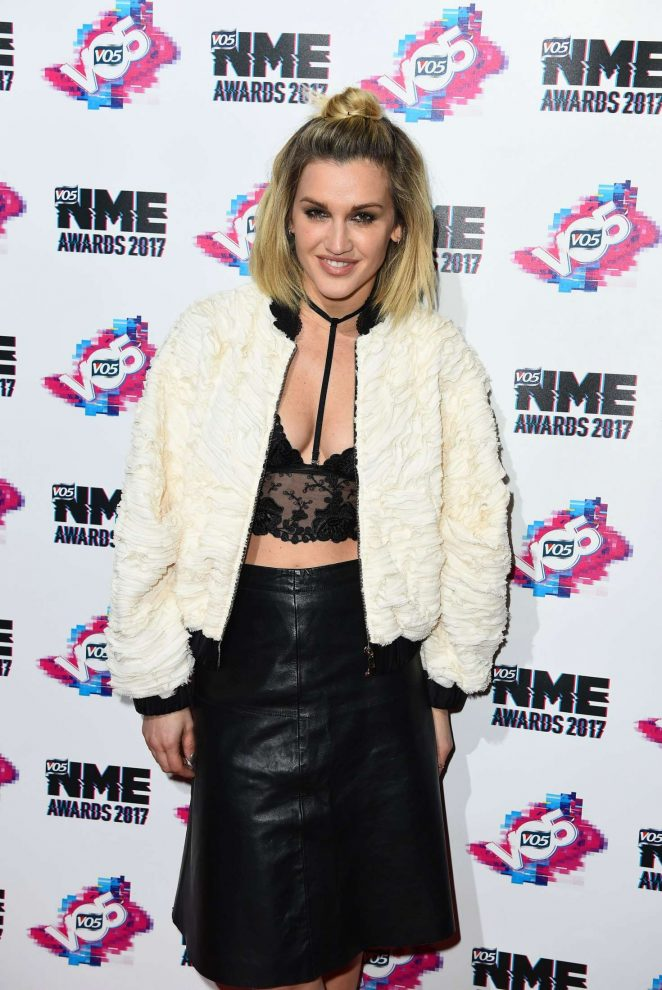 Ashley Roberts - 2017 NME Awards in London