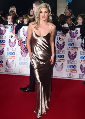 Ashley Roberts - 2017 Pride Of Britain Awards in London