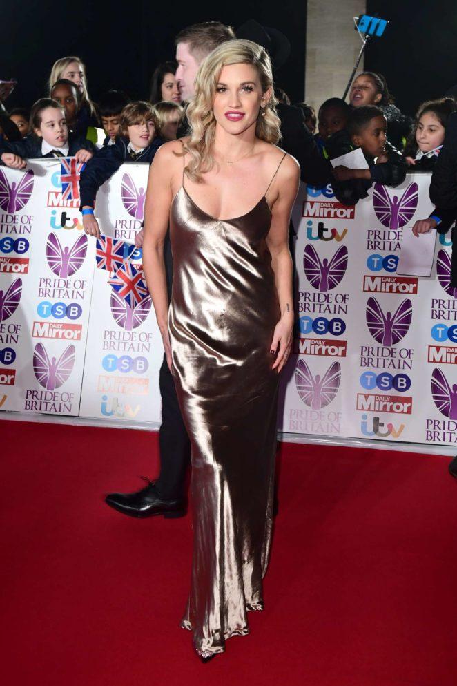 Ashley Roberts - 2017 Pride Of Britain Awards in London