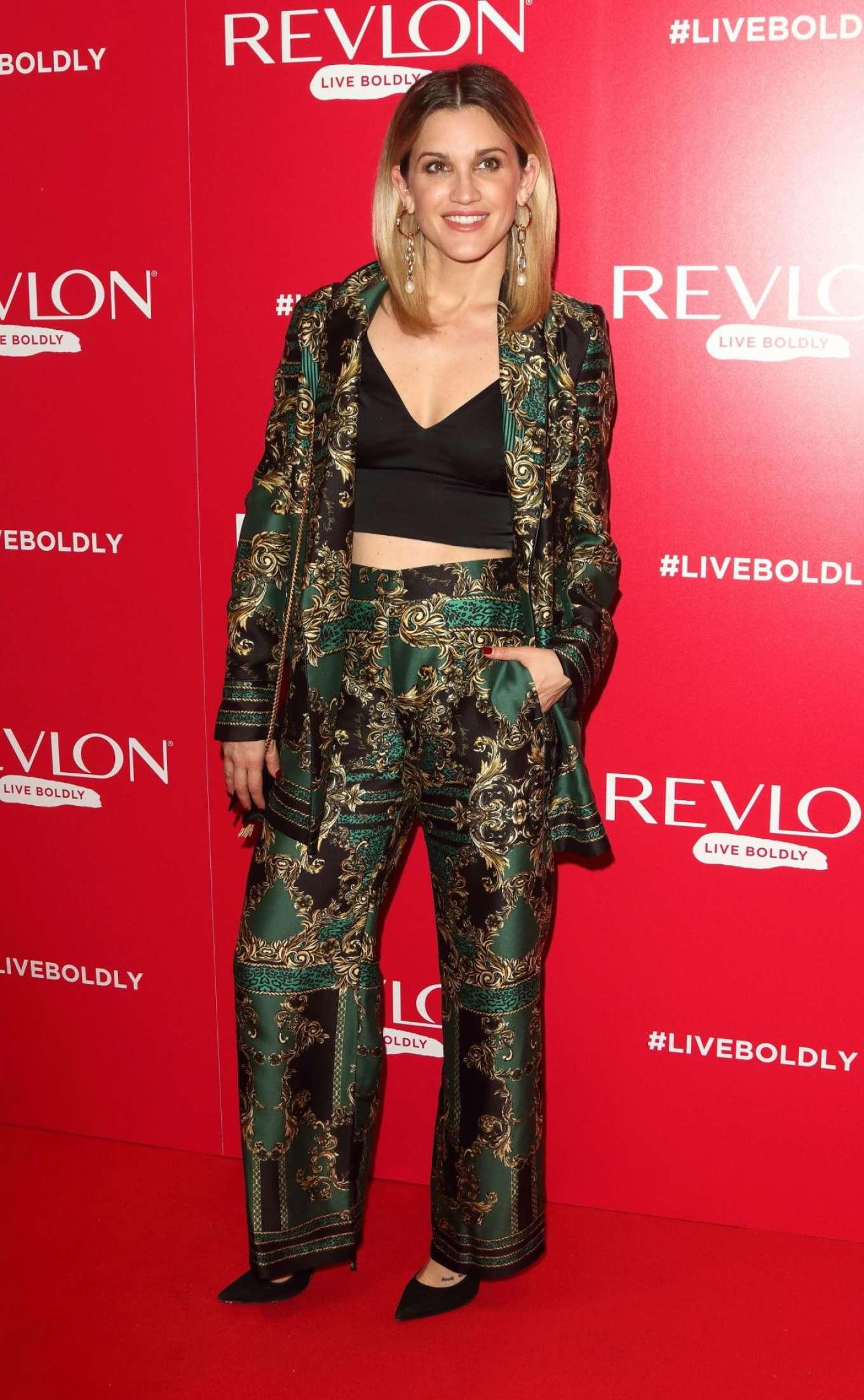 Ashley Roberts - Adwoa Aboah x Revlon Boldly Party in London