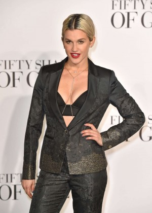 """Ashley Roberts - """"Fifty Shades Of Grey"""" Premiere in London"""