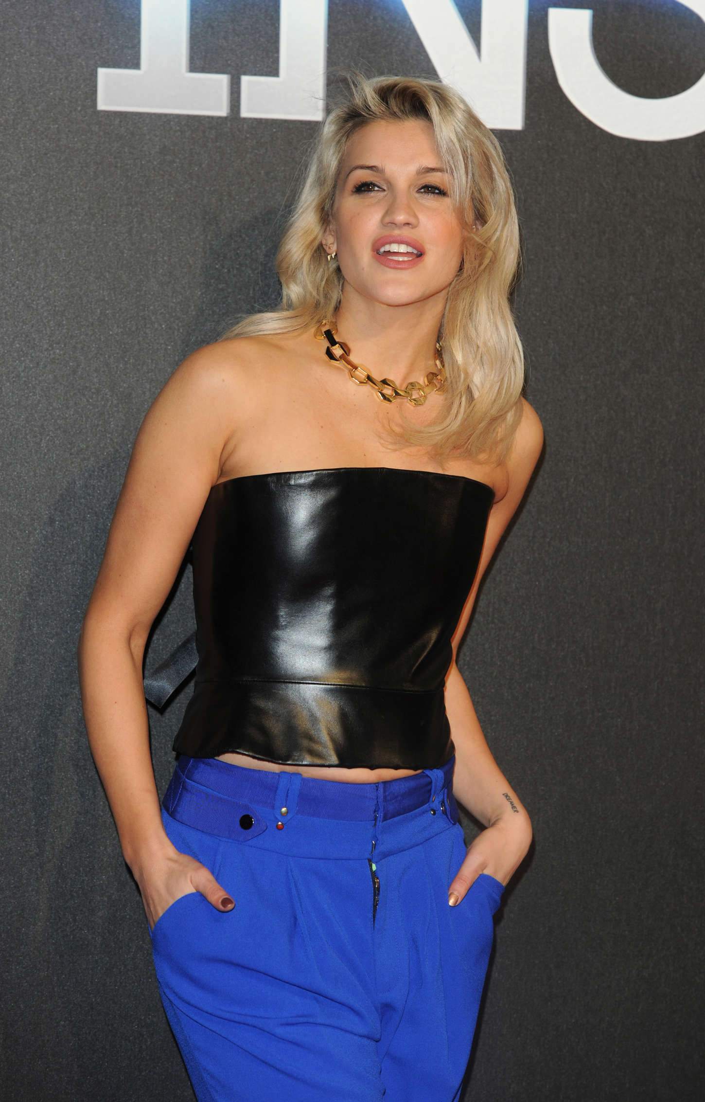 "Ashley Roberts - ""Insurgent"" Premiere in London"