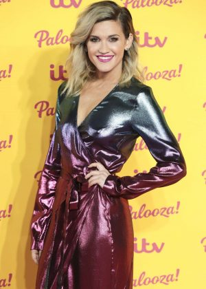 Ashley Roberts - ITV Palooza in London