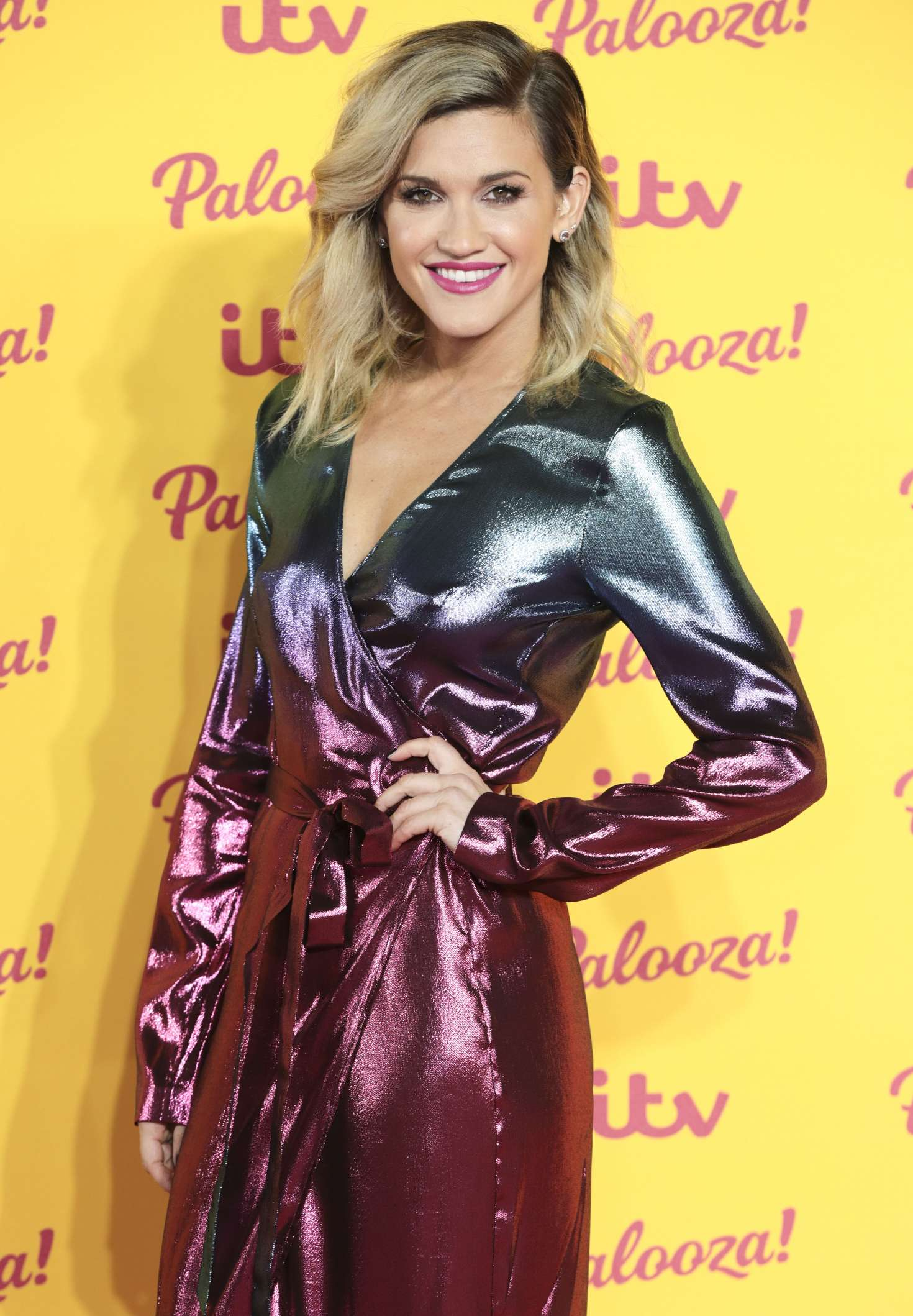 Ashley Roberts – ITV Palooza in London