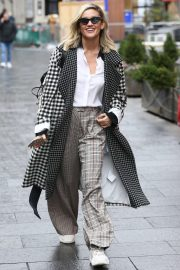 Ashley Roberts - Leaving Global Radio in London
