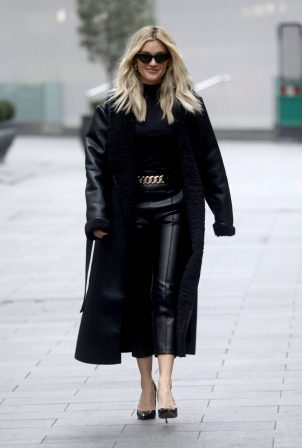 Ashley Roberts - Leaving Heart FM in London
