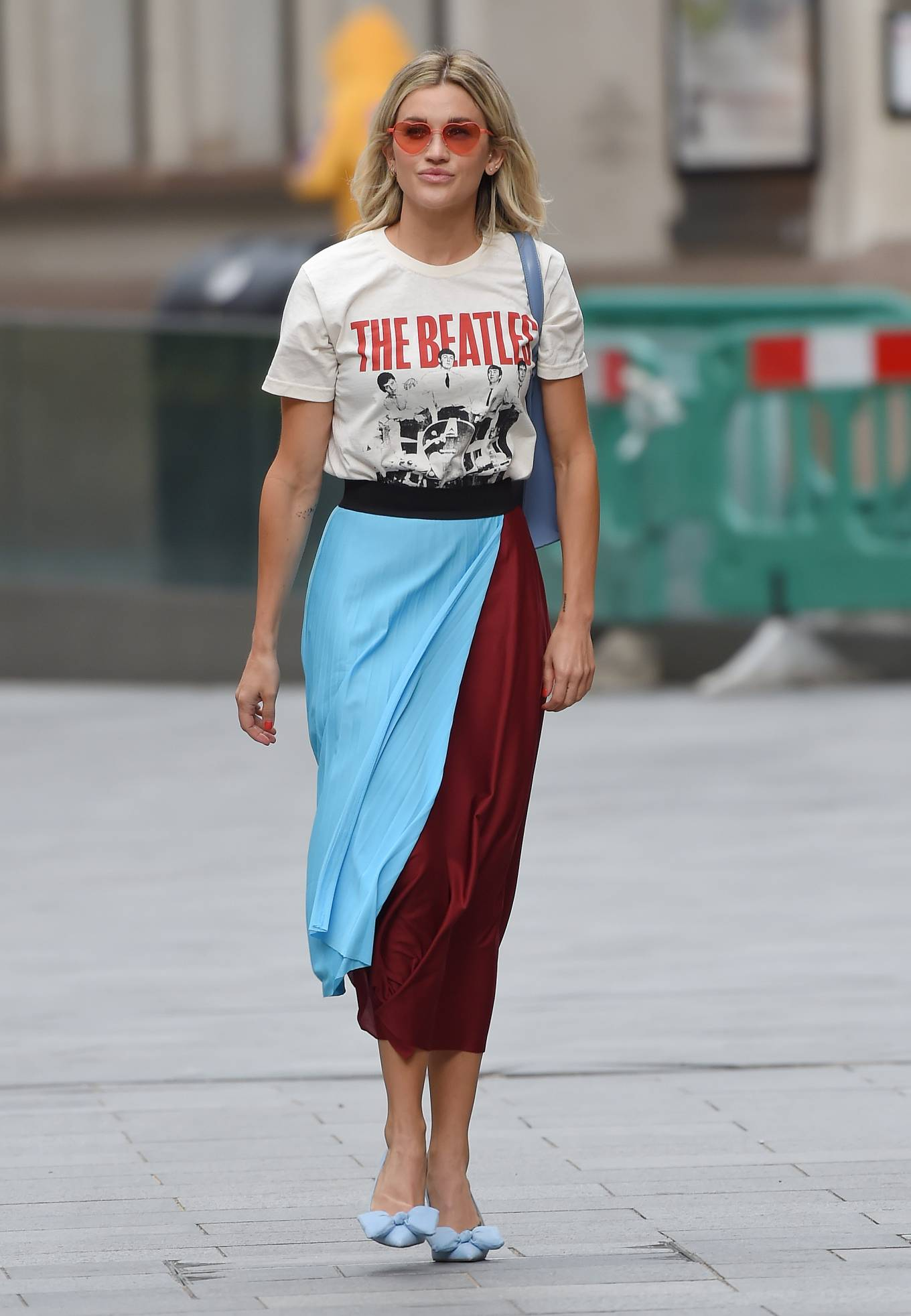 Ashley Roberts 2020 : Ashley Roberts – Leaving Heart Radio in London-04