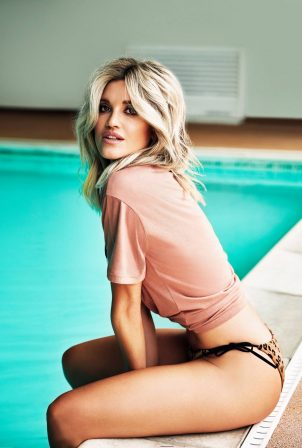 Ashley Roberts - Mark Hayman Photoshoot (July 2020)
