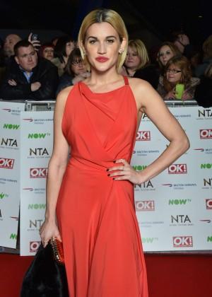 Ashley Roberts - National Television Awards 2016 in London