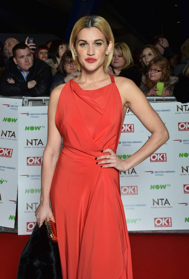 Ashley Roberts - National Television Awards 2016 in London
