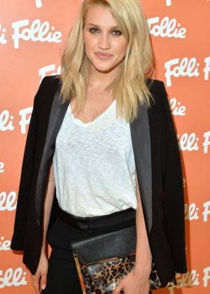 Ashley Roberts - New Folli Follie Flagship Store on Oxford St Launch in London