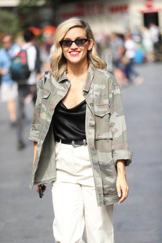 Ashley Roberts - Out in London