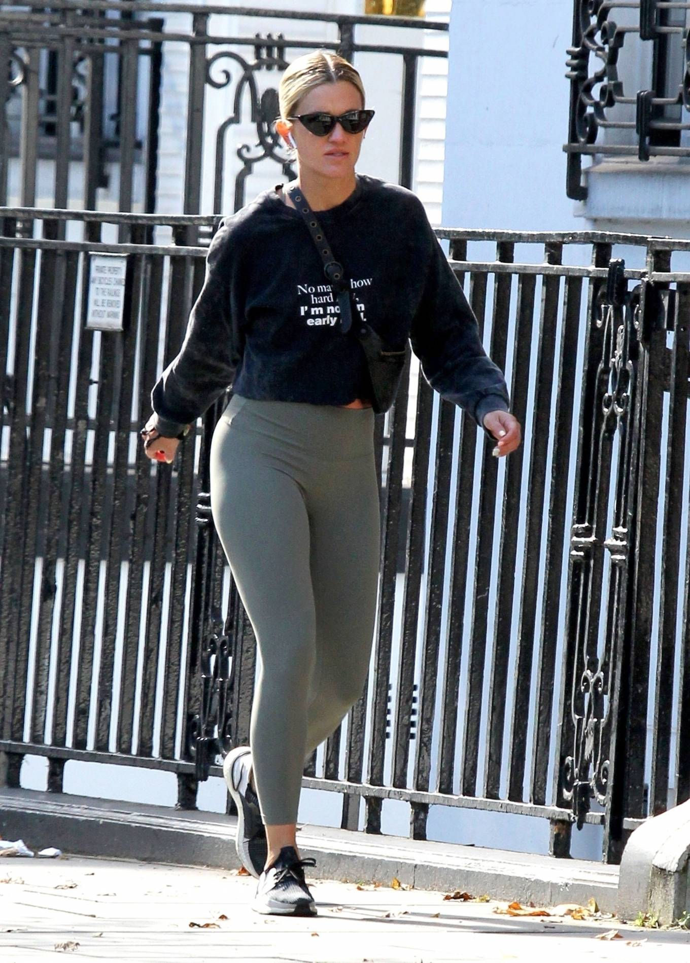 Ashley Roberts 2020 : Ashley Roberts – Seen while out in Chelsea-01