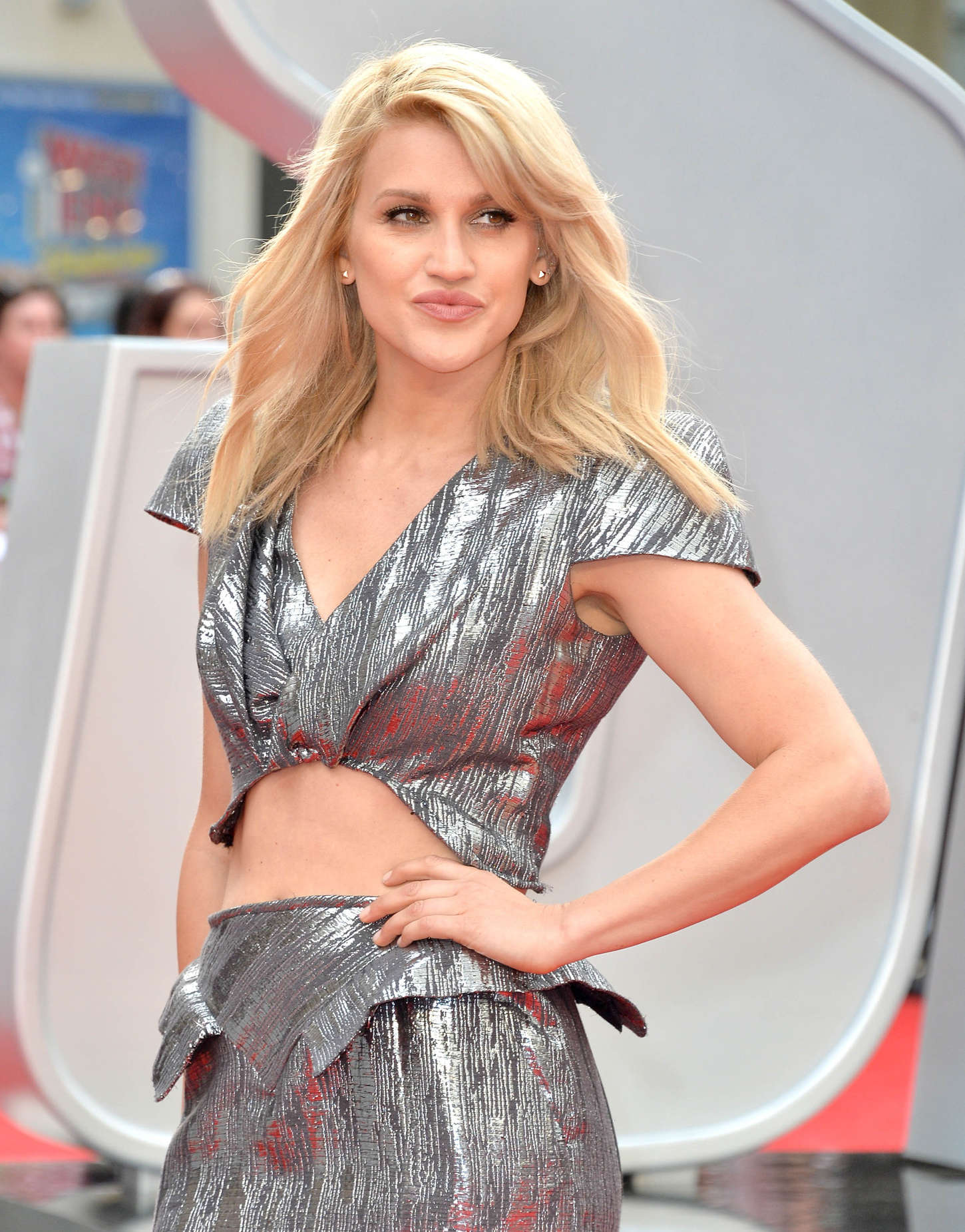 Ashley Roberts - 'Spy' Premiere in London