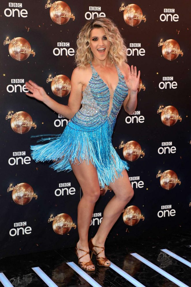 Ashley Roberts - Strictly Come Dancing Launch in London