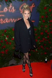 Ashley Roberts - Tramp Private Members Club Xmas Party in London