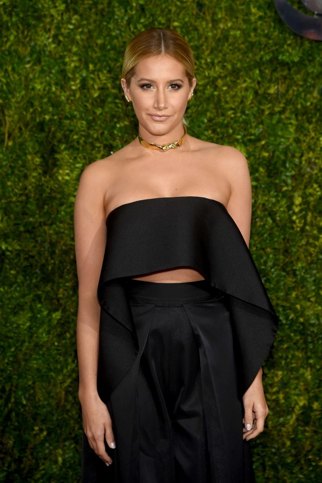Ashley Tisdale - 2015 Tony Awards in New York