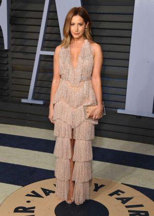 Ashley Tisdale - 2018 Vanity Fair Oscar Party in Hollywood