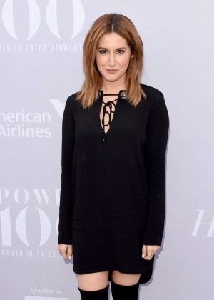 Ashley Tisdale - 2015 Women in Entertainment Breakfast in Los Angeles