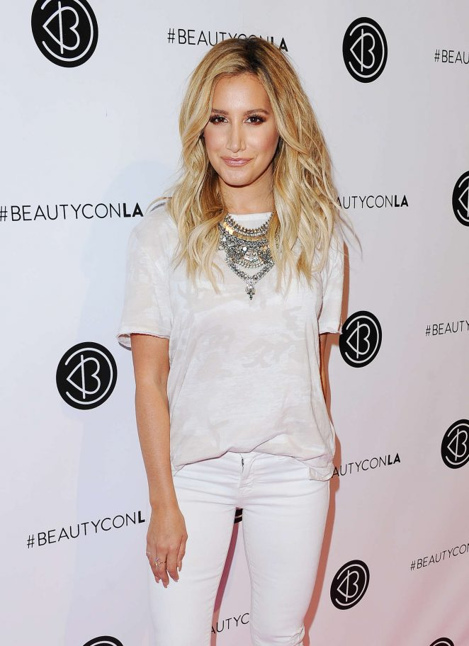 Ashley Tisdale - 5th Annual Beautycon Festival LA in Los Angeles