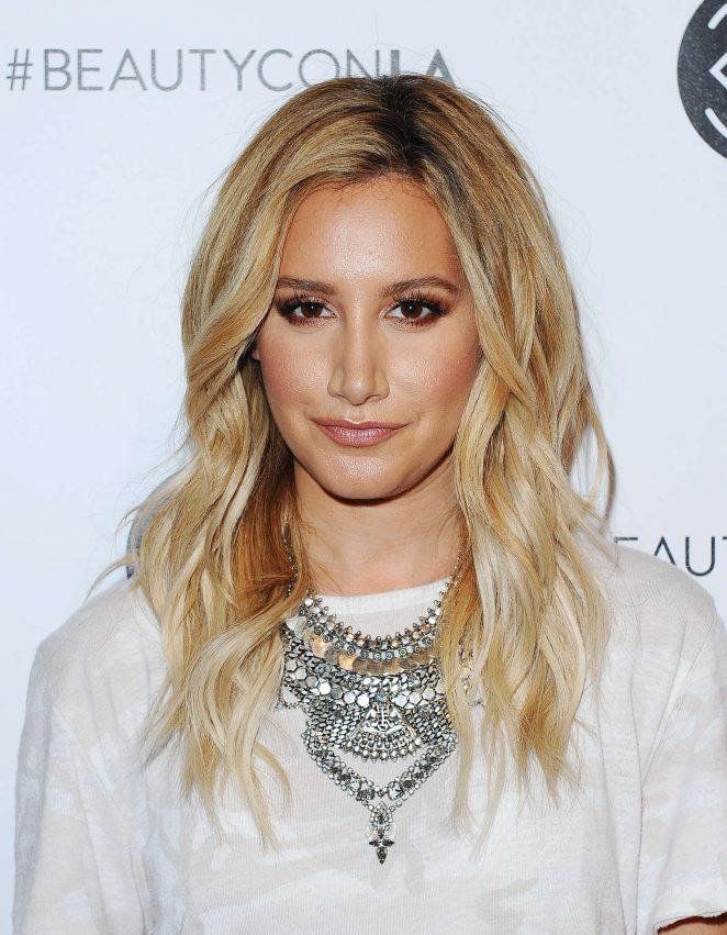 Ashley Tisdale: 5th Annual Beautycon Festival LA -02
